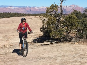 mountain biking near hurricane ut