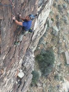 rockclimbing st.george